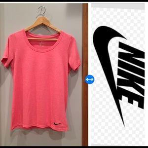 Women's Nike Dri-Fit shirt size Medium